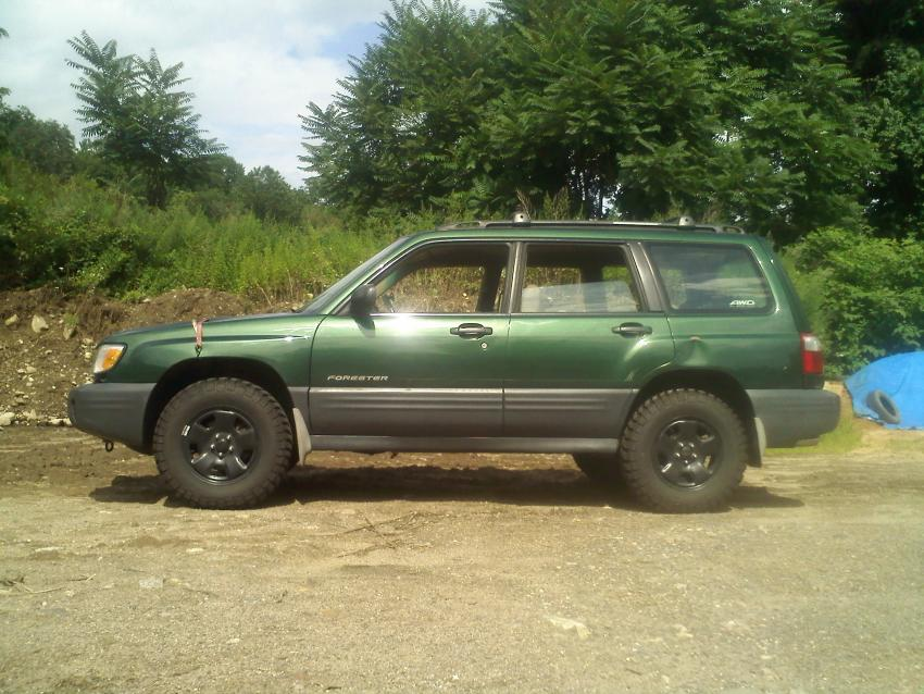 01 02 the hulk gets sumo 2 lift kit subaru forester owners forum hulk gets sumo 2 lift kit
