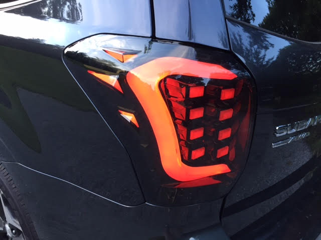 Product Review: Colin Shread LED Tail lights for SJ (14 ...