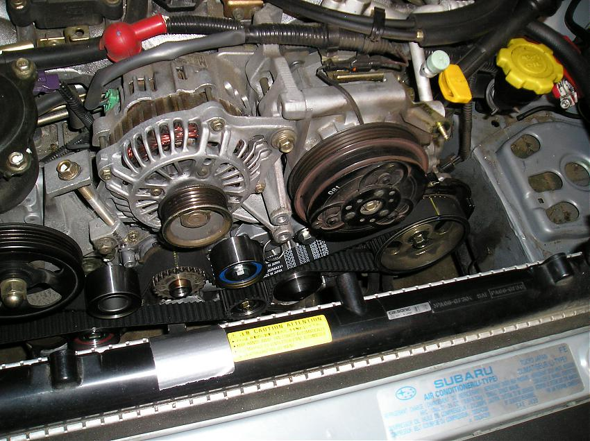 Doing The Timing Belt On My 2001 Subaru Forester Owners Forum