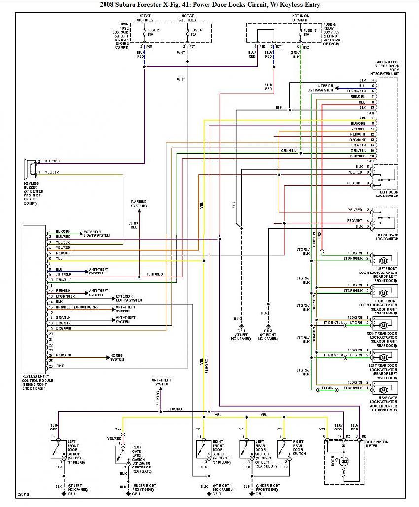 2004 Subaru Forester Wiring Diagram Wiring Diagram Enable Enable Wallabyviaggi It