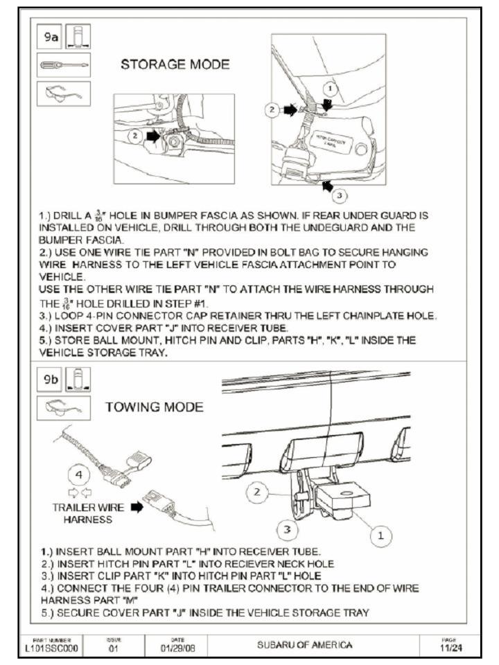 Subaru Forester Tow Bar Wiring Diagram Wiring Diagram Component Component Consorziofiuggiturismo It