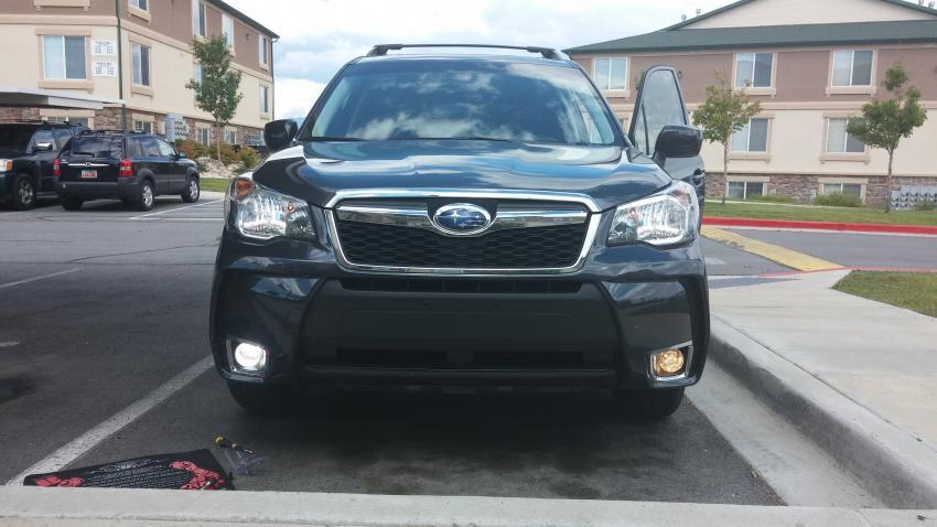 Diode Dynamics 2015 Xt Fog Lights Before After Subaru