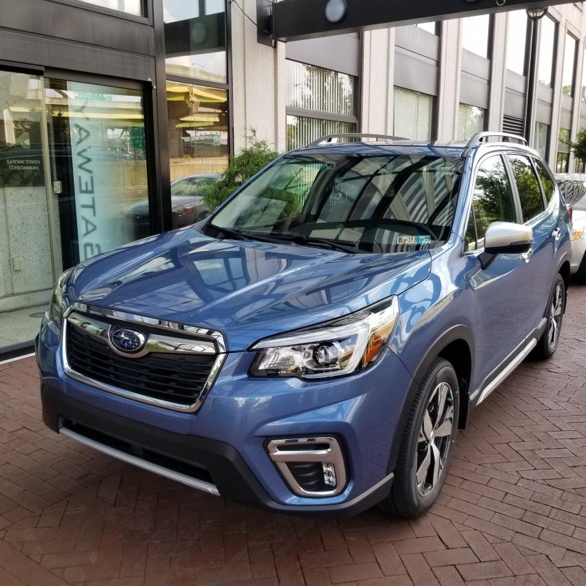 2019 Subaru Forester Transmission: 2019 Forester Price Paid (merged Thread)