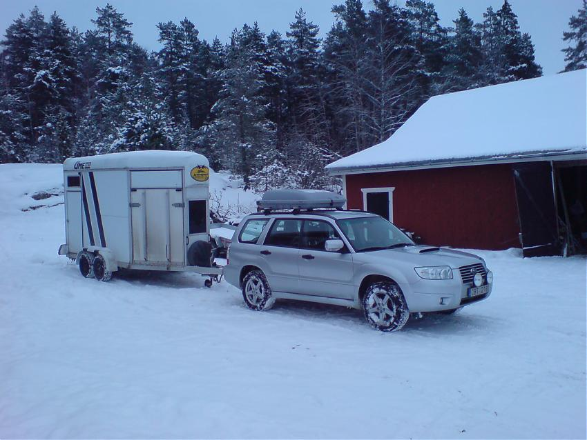Was Wondering What You Guys Tow Subaru Forester Owners Forum
