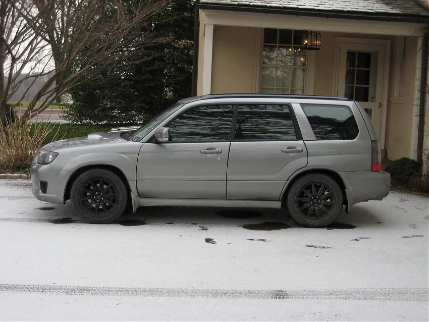 Question for anyone who knows how to paint wheels - Subaru ...