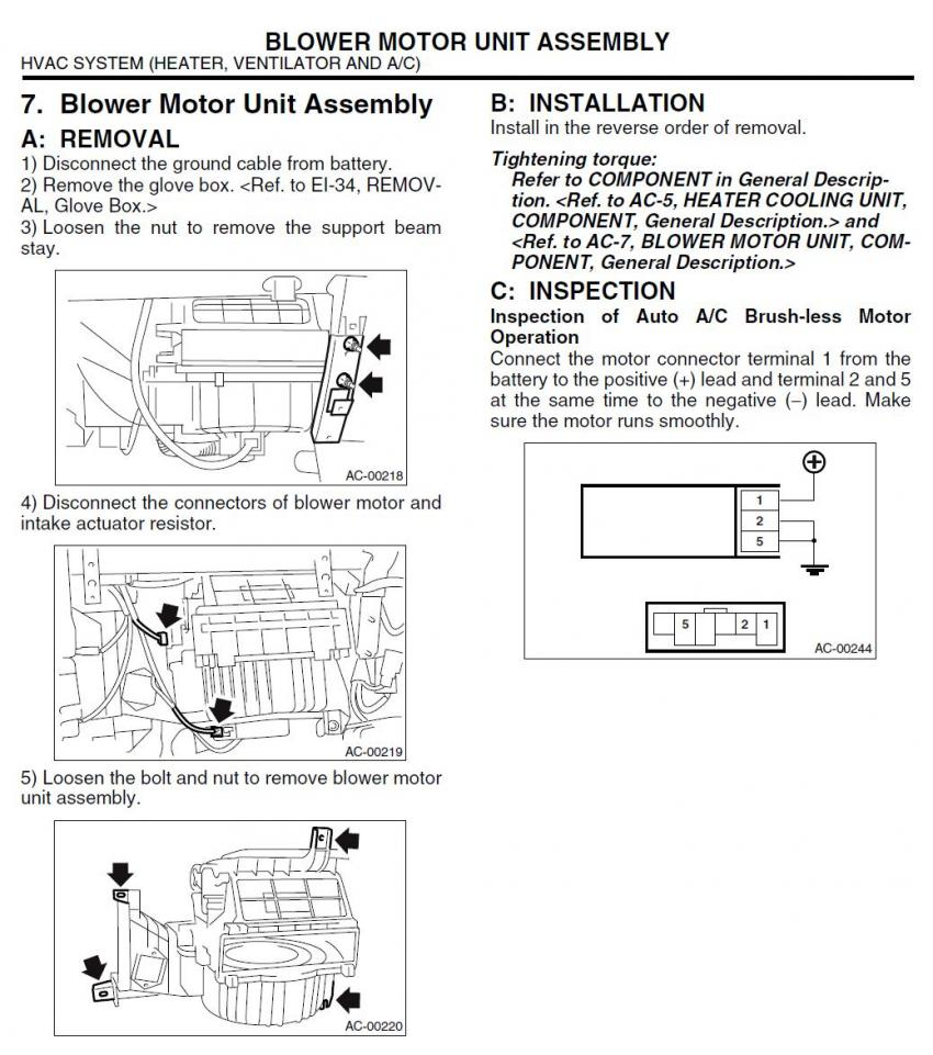 heater core replacement - do it myself or pay? | subaru forester owners  forum  subaru forester owners forum