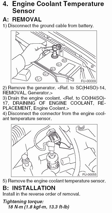 coolant temperature sensor location subaru forester owners forum click image for larger version coolant temp sensor jpg views 22607 size
