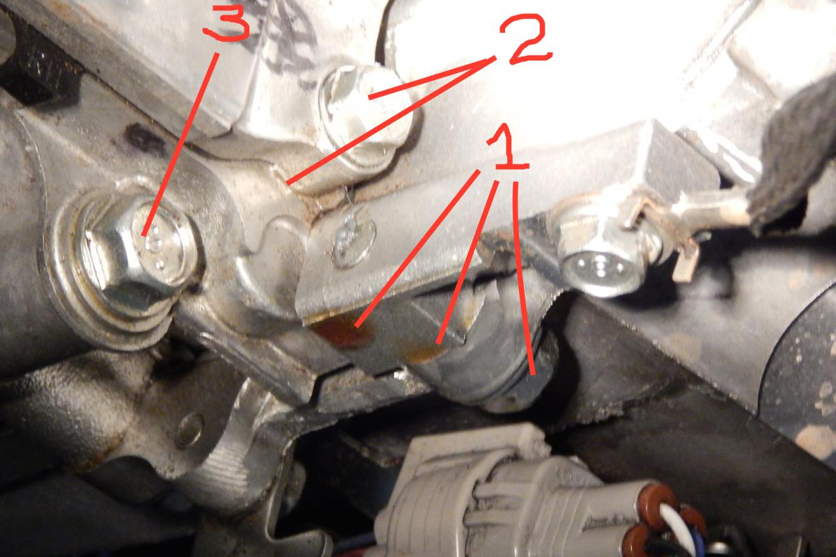 09-'13) Cam carrier oil leak - Subaru Forester Owners Forum