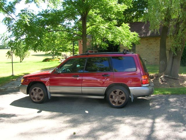 What color should I paint my aluminum wheels? - Subaru Forester ...