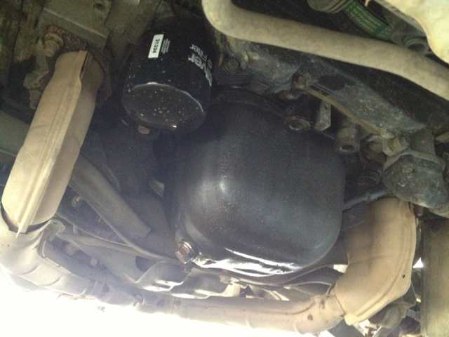 98-\'00) Location of oil filter - Subaru Forester Owners Forum