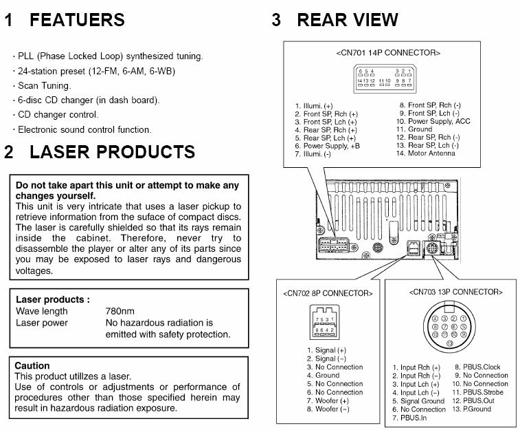 235178d1430142759 wiring diagram 6 disc oem hu aftermarket sub w stock hu f xt_stereo_back_pinouts 03 '05) wiring diagram for 6 disc oem hu? aftermarket sub w stock pioneer fh-x720bt wiring harness diagram at n-0.co