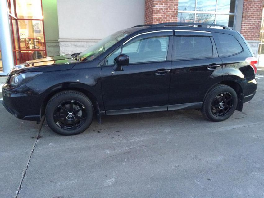 New 2015 Subaru Forester - Subaru Forester Owners Forum