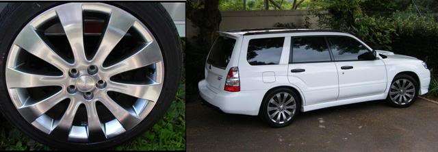 Subaru Oem Wheels That Fit The Forester Subaru Forester