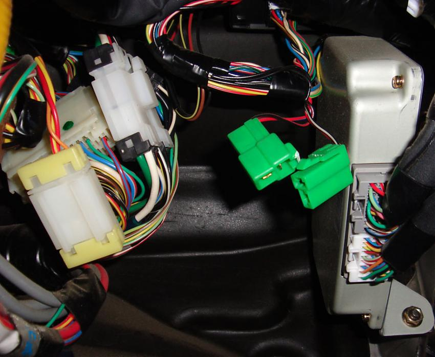 Trailer Wiring Harness - Always Hot
