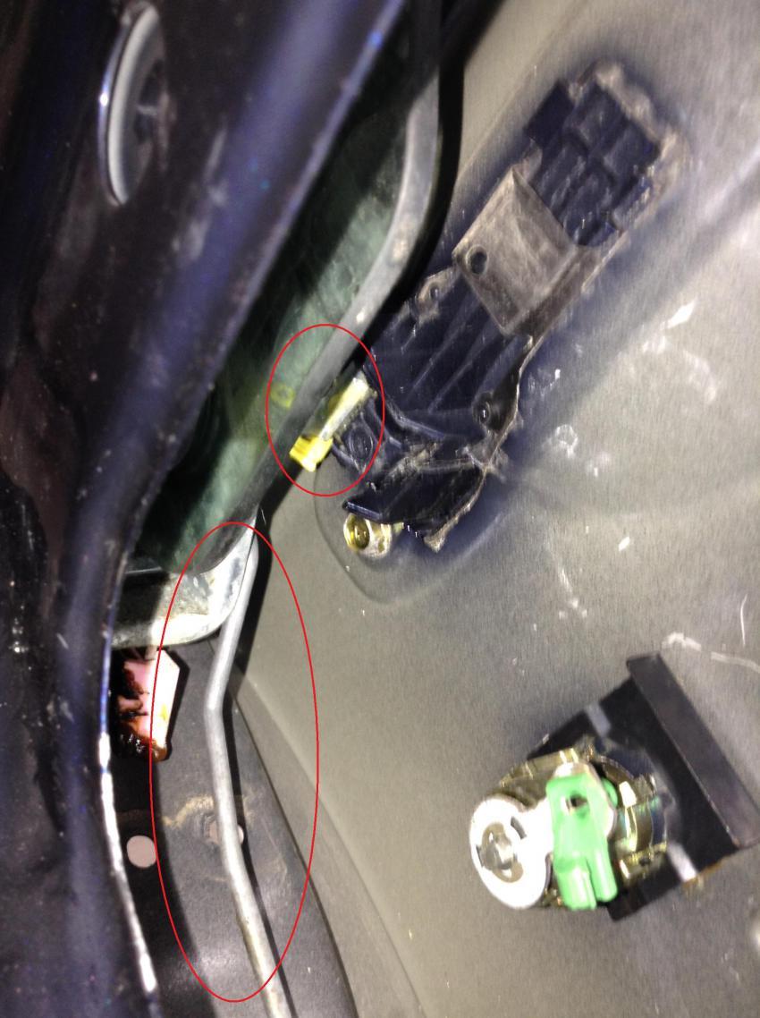 DYI-Power door lock actuator replacement-handlink.jpg