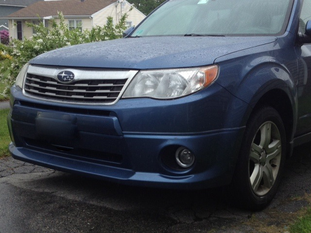 Subaru Fog Lights >> ('09-'13) 2009 Front Bumper Cover Replacement - Subaru Forester Owners Forum