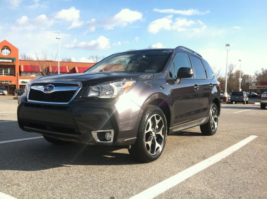 The Difference Between The Subaru Forester Limited And The Touring