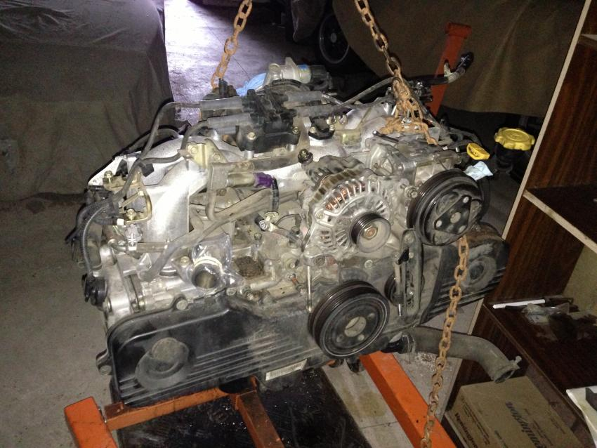 2003 Subaru Forester Engine Head Gasket Problems And