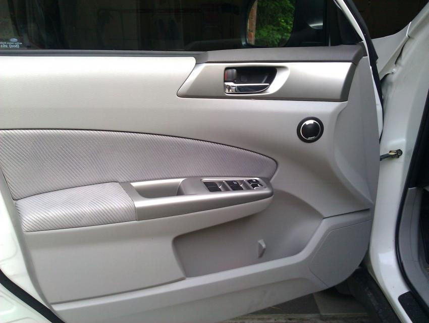 ... Click image for larger version Name IMG_20120618_192854.jpg Views 4573 Size 53.0 & DB6501 Tweeter install (door panel) - Subaru Forester Owners Forum
