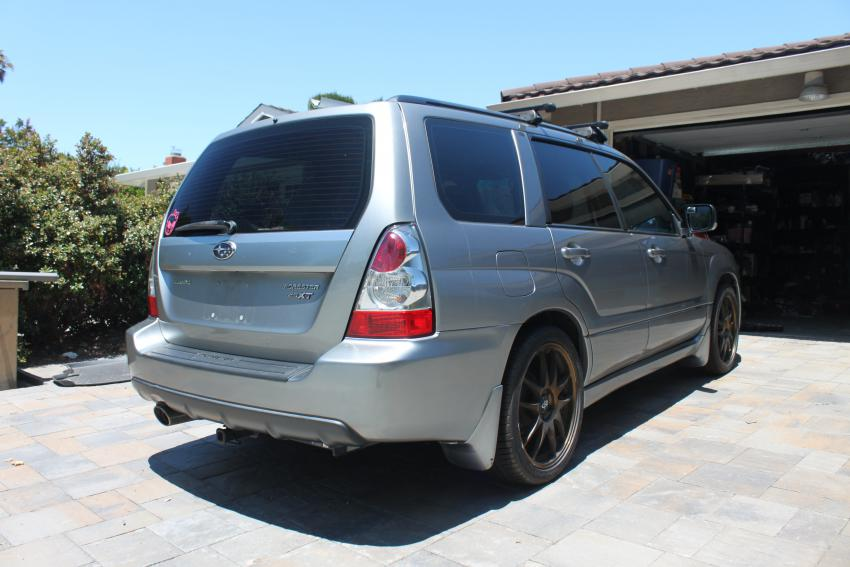 SOLD 2007 Forester Sport XT 4EAT Subaru Forester Owners