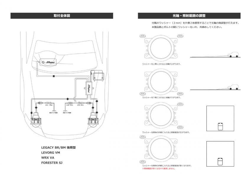 387025 tester needed chameleon color changing fog lamp system installation1 14 ) jw optical chameleon fog lamps led version subaru,Wiring Diagram Fog Light Installation Instructions