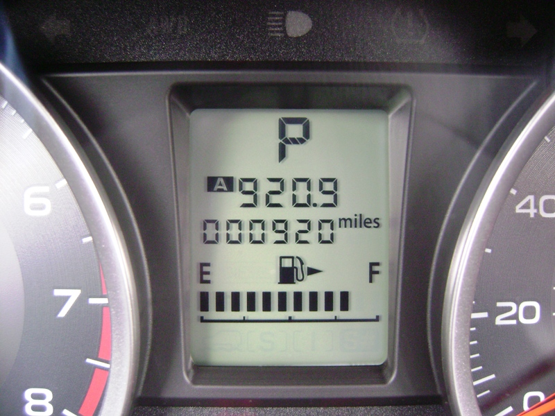 I am liking my MPG - Subaru Forester Owners Forum