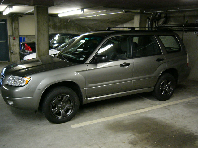 silver paint for wheels - Page 2 - Subaru Forester Owners Forum