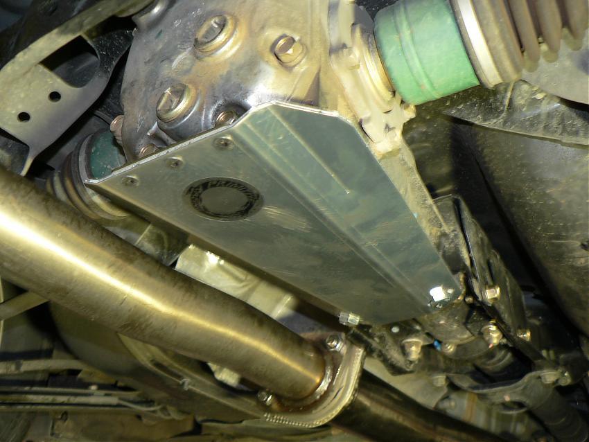 Primitive 1 8 Quot Rear Mini Skid Plate Subaru Forester Owners Forum