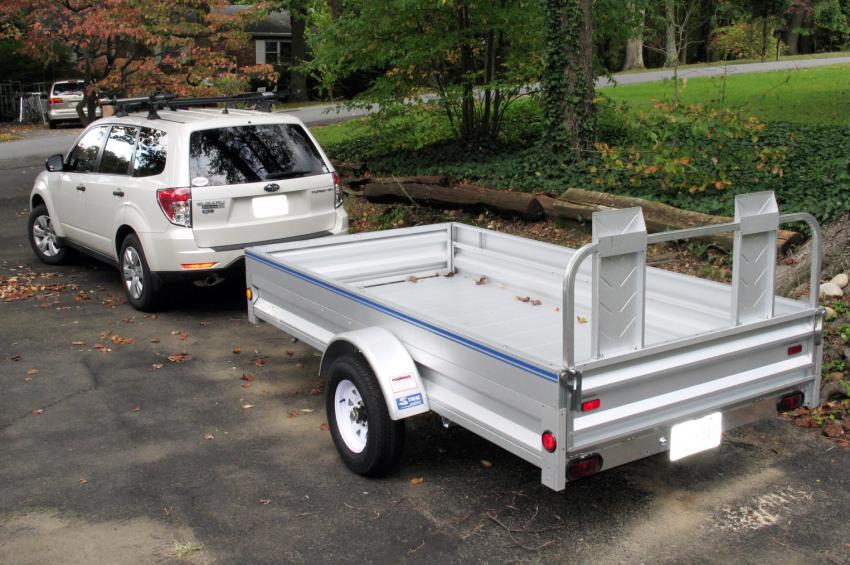 Thule trailers
