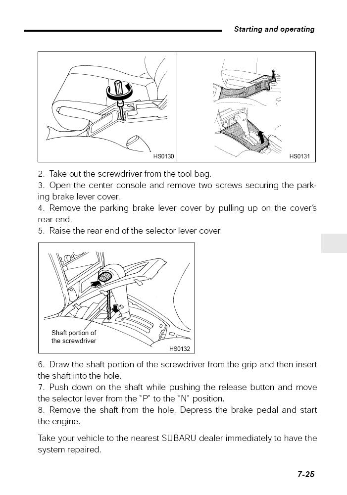 Subaru Mcintosh Wiring Diagram Subaru Forester Hatchback Broken ...