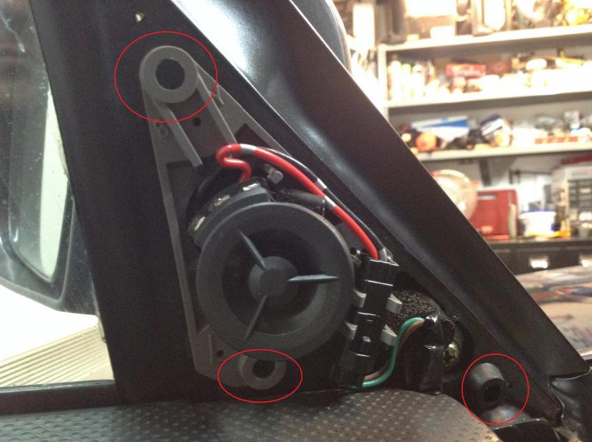 DYI-Power door lock actuator replacement-speak1.jpg