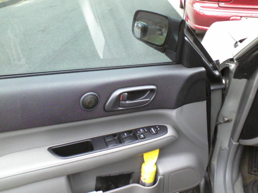 & Aftermarket Tweeter Install - Subaru Forester Owners Forum