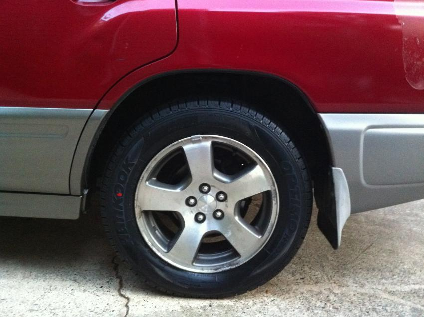 Going to paint my rims tomorrow. What color? - Subaru Forester ...