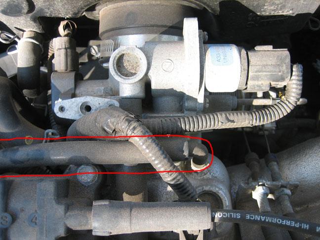 2006 Subaru Forester Catalytic Converter Recall
