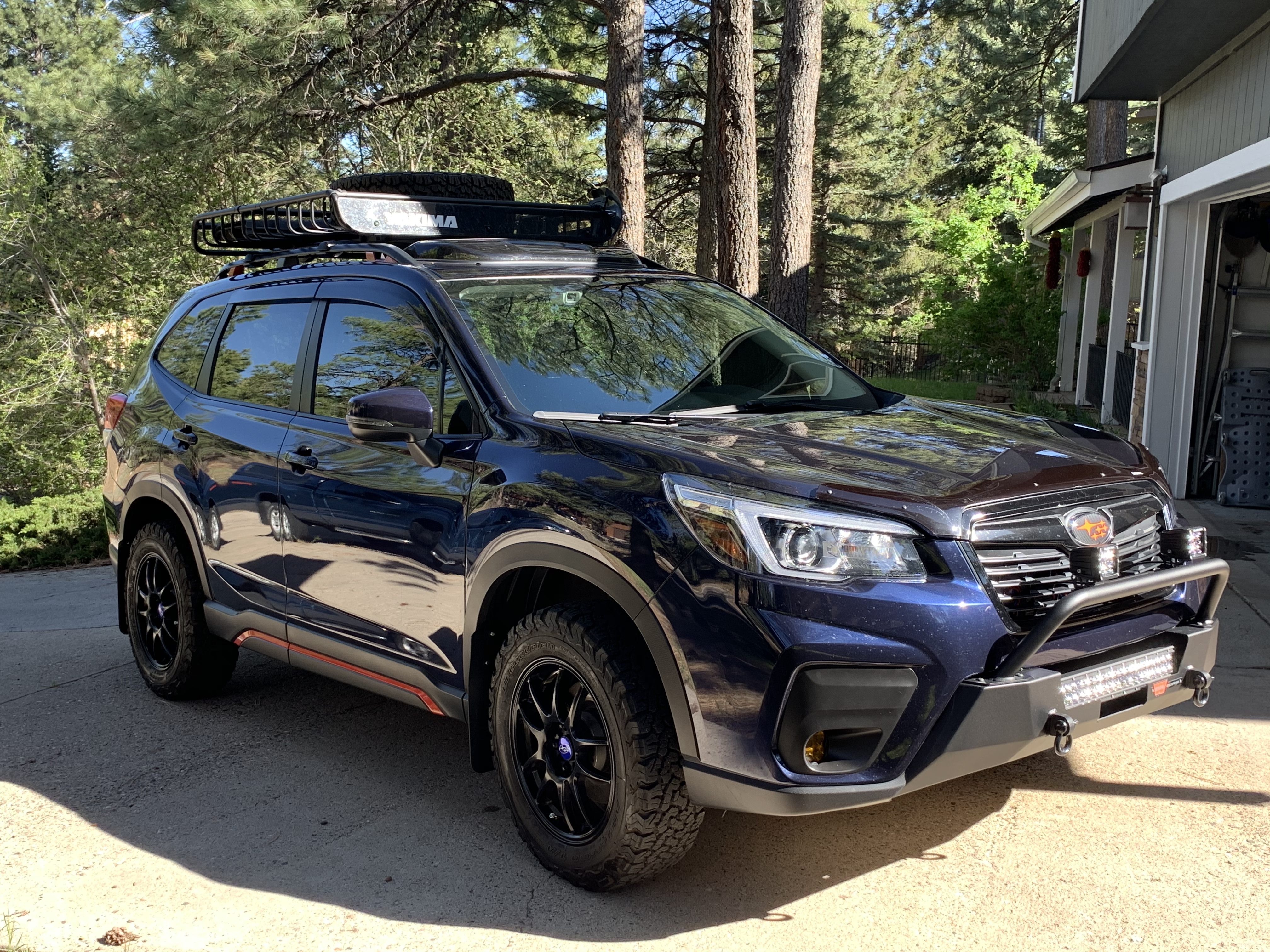 19 2019 Warn Hidden Winch Who S Getting One Subaru Forester Owners Forum