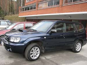 2,0 XT (2005) | Subaru Forester Owners Forum