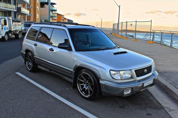 Showcase cover image for Forester GT 98