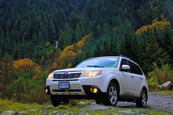 Showcase cover image for TheAntiChris's 2010 Subaru Forester