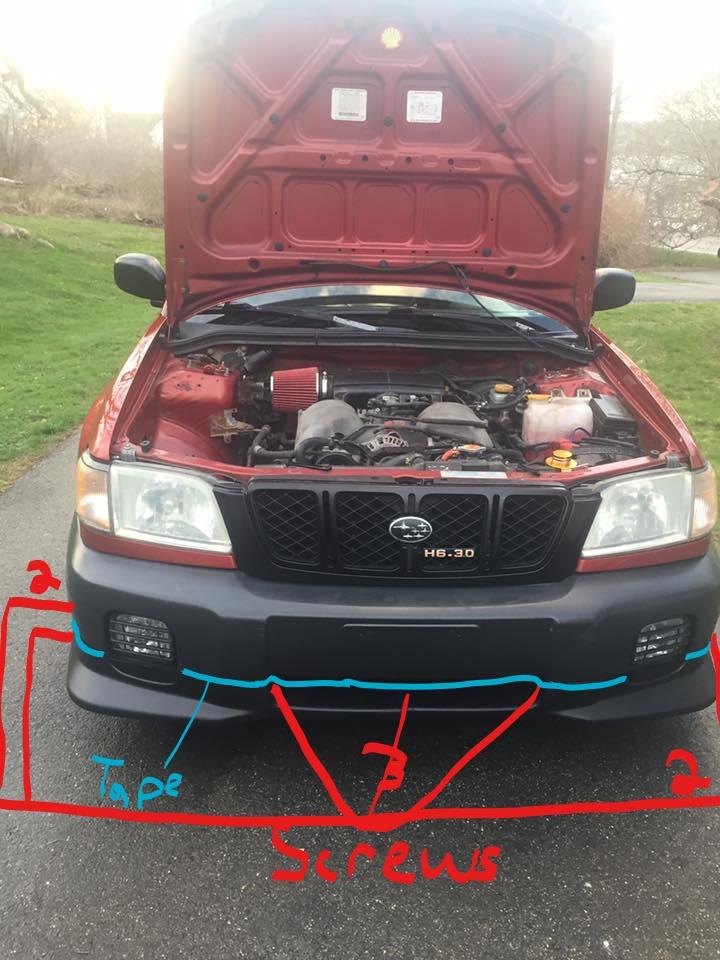 Subaru H6 Swap