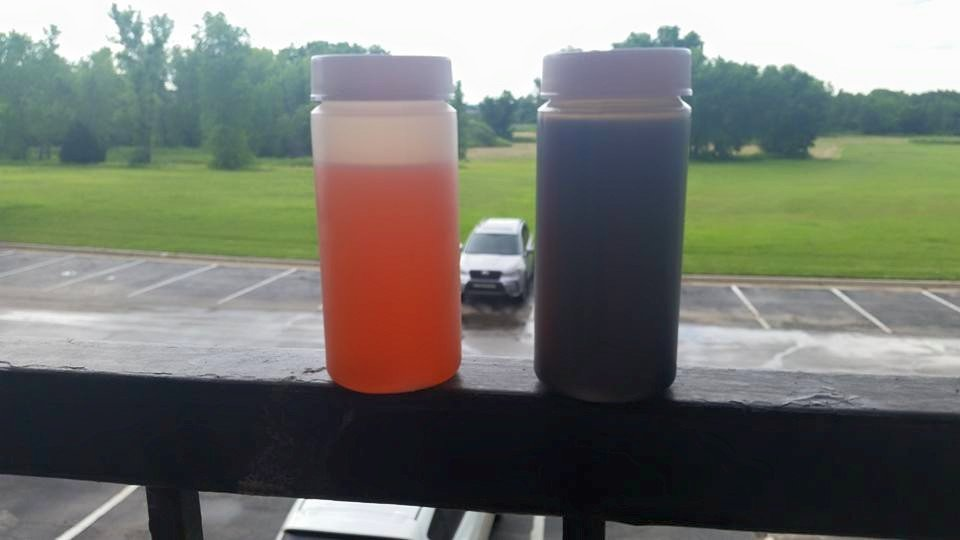 14-'18) - Brief tale of CVT leaking issue | Subaru Forester Owners Forum