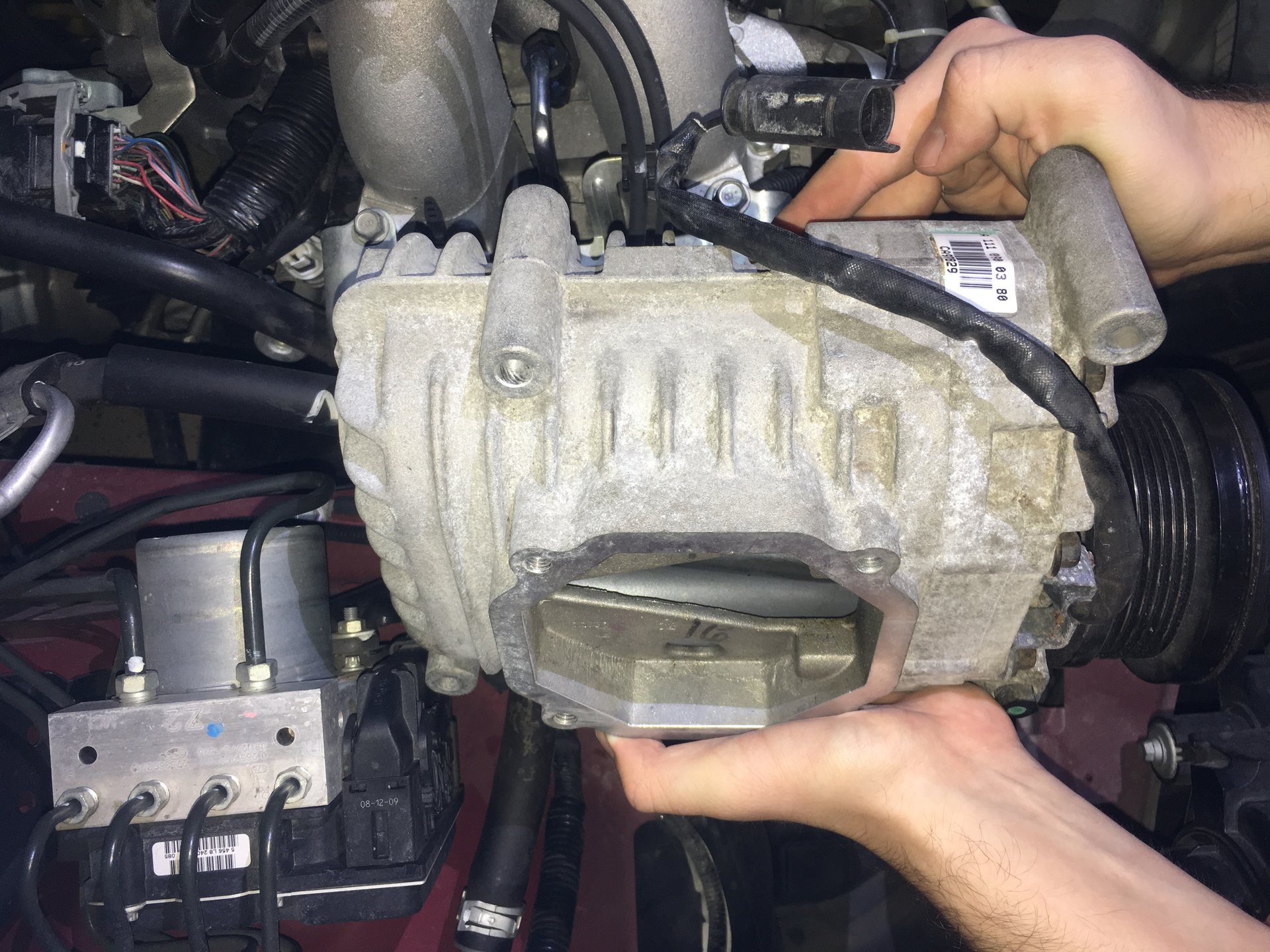 09-'13) - 2010 EJ25 Supercharger Project | Subaru Forester