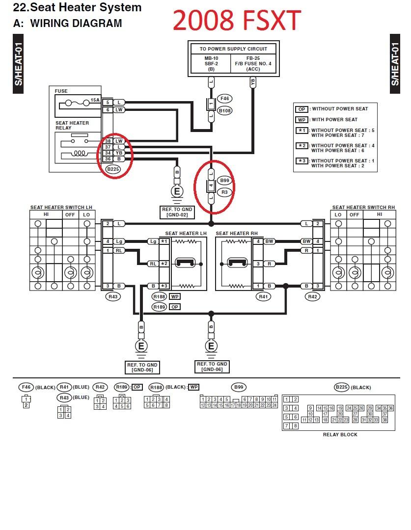 06-'08) - 08FSXT: The Supersonic Grocery Getter | Subaru