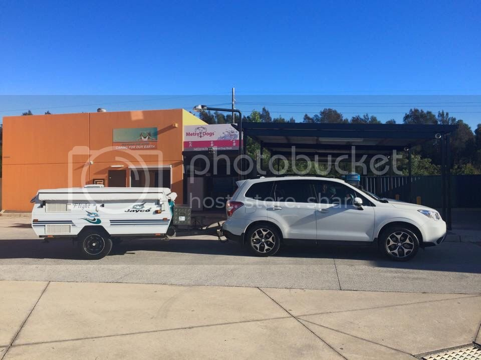 Towing a Jayco   Subaru Forester Owners Forum