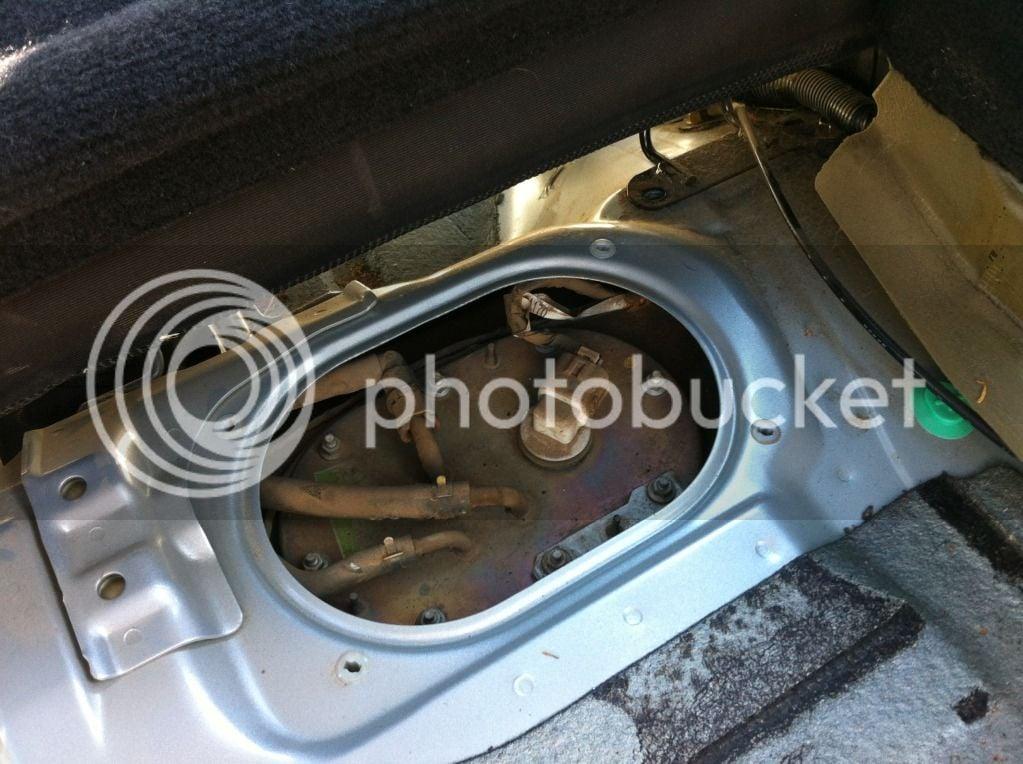 06-'08) - 06 Forester XT Replacing Fuel Pump/Fuel Filter