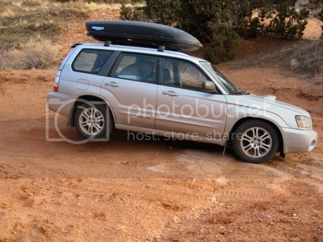 Best solution for rooftop cargo carrier | Subaru Forester
