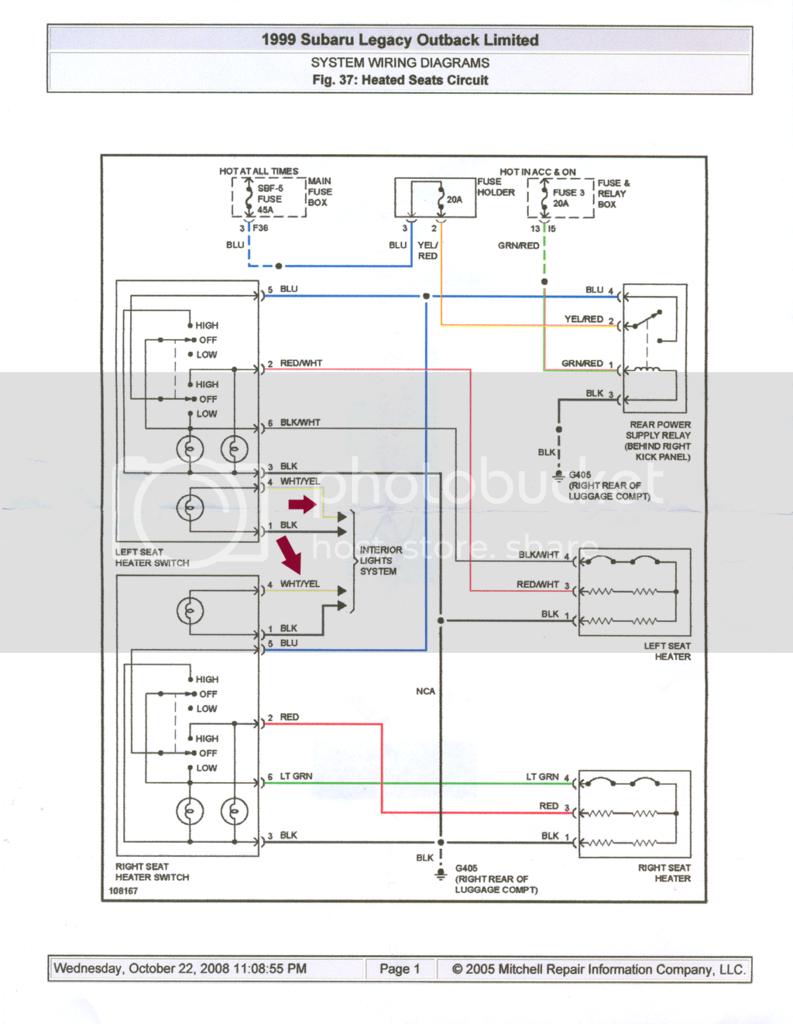 Deciphering The Wiring Harnes  Diagram