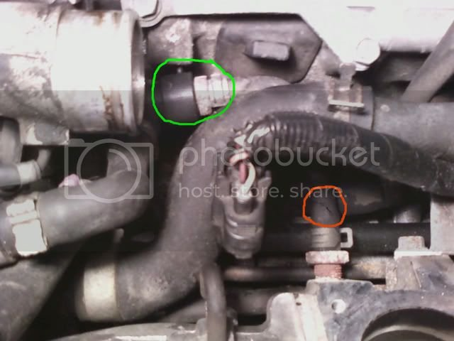 Engine oil on top of the block??? | Subaru Forester Owners Forum