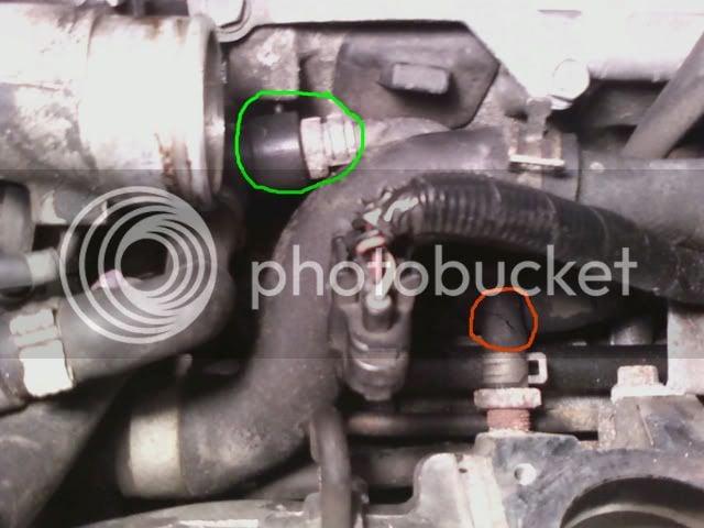 03-'05) - Engine oil on top of the block??? | Subaru