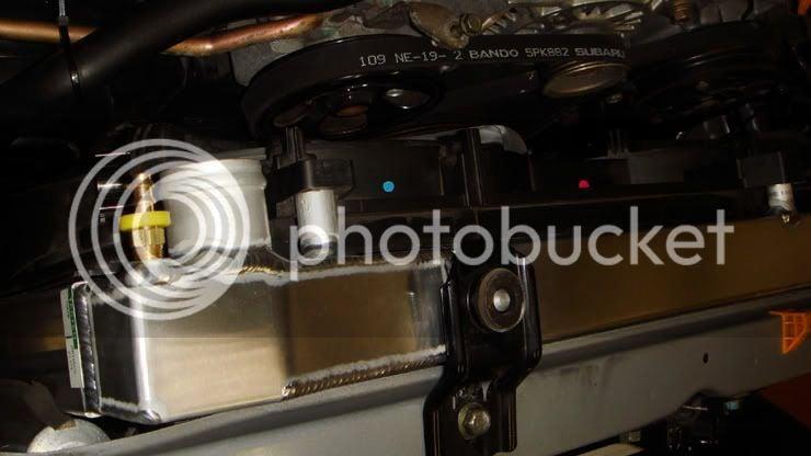 GROUP BUY: Aluminum radiator - SG XT manual | Subaru