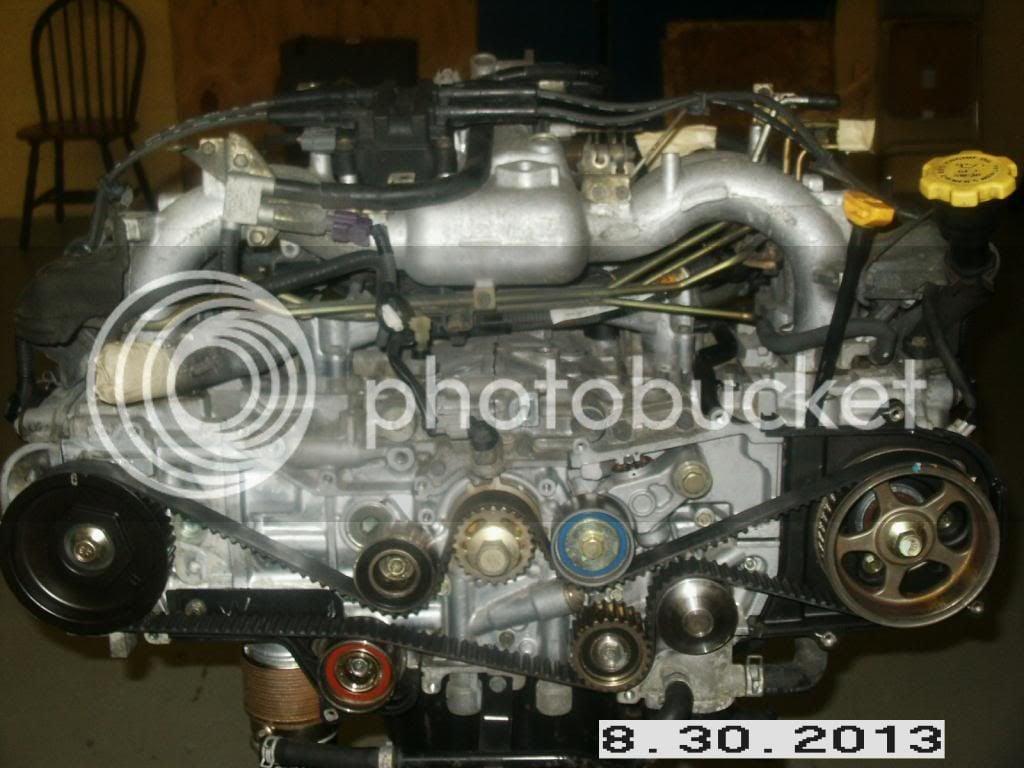 03-'05) - Motor burnt to crisp  | Page 3 | Subaru Forester